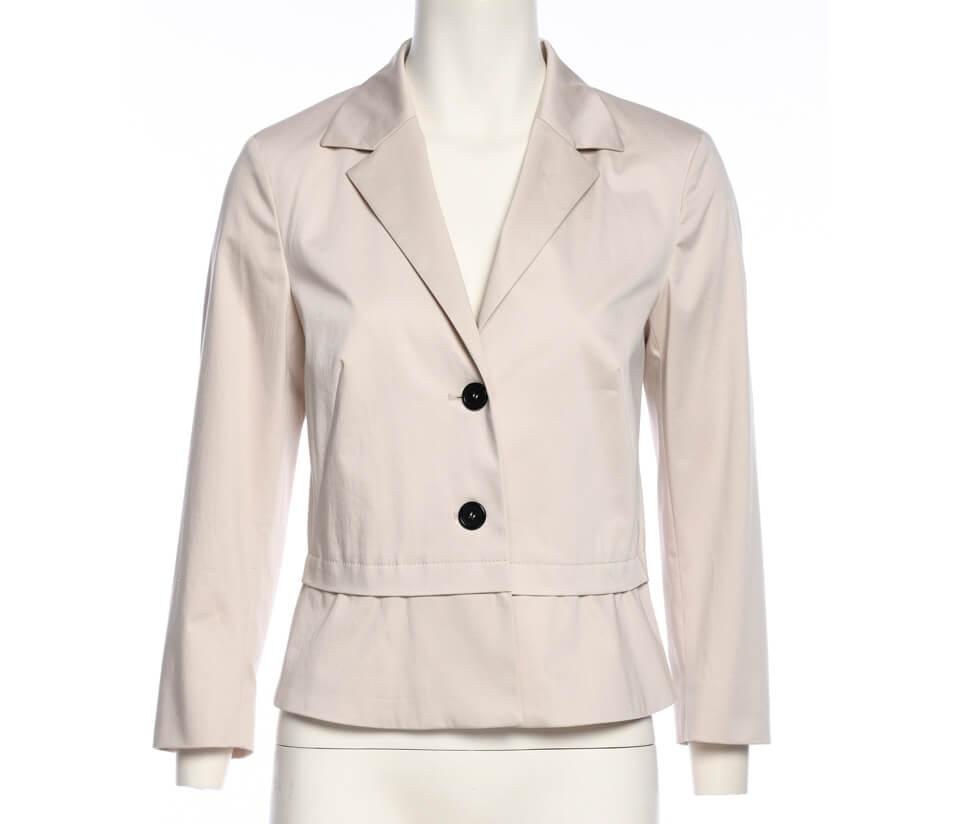 Feisteller jacket- vorher
